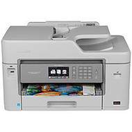 Brother; Business Smart Plus Wireless Color Inkjet All-In-One Printer, Scanner, Copier, Fax, MFC-J5830DW XL