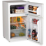 Avanti 3.1 Cu Ft 2-Door Refrigerator, White