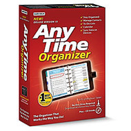 AnyTime; Organizer Deluxe 15, Download Version