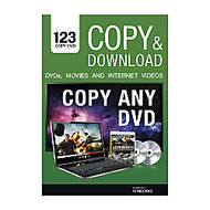 123 Copy DVD 2014, Traditional Disc