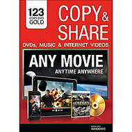 123 Copy DVD Gold, Download Version