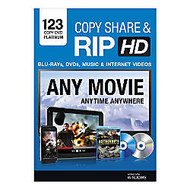 123 Copy DVD Platinum 2014, Traditional Disc