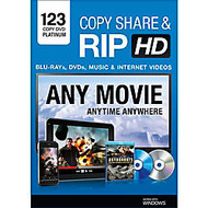 123 Copy DVD Platinum, Download Version