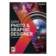 Magix Xara Photo & Graphic Designer, Traditional Disc