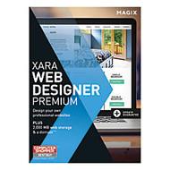 Magix Xara Web Designer Premium, Traditional Disc