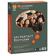 Academic Fitness SAT/PSAT/ACT Bootcamp 2.0, For PC/Mac, Traditional Disc