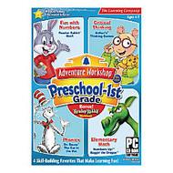 Adventure Workshop™ Preschool-1st Grade, 9th Edition, Traditional Disc