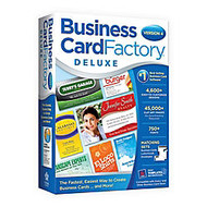 Business Card Factory Deluxe 4, Traditional Disc