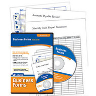 Adams; Business Forms Software, Traditional Disc