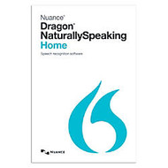 Nuance Dragon NaturallySpeaking 13 Home, For PC, Traditional Disc