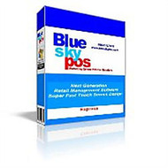 Blue Sky POS 3.7 with Credit Card Processing, Download Version