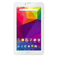 BLU Touchbook M7 P270L Phablet, 7 inch; Screen, 8GB Memory, Android 5.1, White