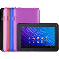 Dopo EM63 Tablet - 7 inch; - 1 GB DDR3 SDRAM - ARM Cortex A9 Dual-core (2 Core) 1.50 GHz - 8 GB - Android 4.1.1 Jelly Bean - 1024 x 600 - Black