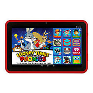 Epik Learning Tab Wi-Fi Tablet, 7 inch; Screen, 1GB Memory, 16GB Storage, Android 5.1, Red