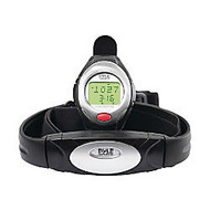 Pyle PHRM40 One Button Heart Rate Watch (Silver)
