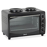 Avanti MKB42B Multifunction Compact Cooking Oven, 15 1/2 inch;H x 22 1/4 inch;W x 15 3/4 inch;D, Black