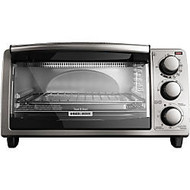 Black & Decker 4-Slice Countertop Convection Toaster Oven