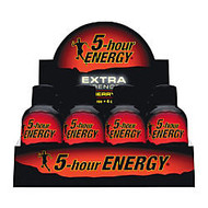 5-Hour Energy™ Extra-Strength Bottles, Berry, Pack Of 12