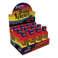 5-Hour Energy™ Original Energy Drink, 2 Oz, Grape