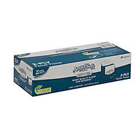Angel Soft; ps Ultra; Convenience Pack 2-Ply Premium Facial Tissue, Cube Boxes, White, 96 Tissues Per Box, 10 Boxes