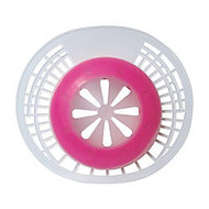 Earth Friendly Products UniTab Urinal Blocks & Screens, Round, Pink Spice, Pack Of 12