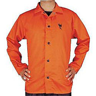 30 inch; 9 OZ ORANGE FR JACKET XX-LARGE