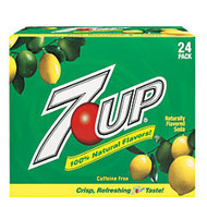 7UP;, 12 Oz., Case Of 24