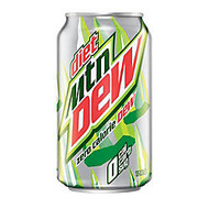 Diet Mountain Dew, 12 Oz., Pack Of 24