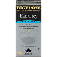 Bigelow Earl Grey Tea Bags, Box Of 28