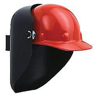 5000 SERIES WELDING BLACK HELMET SHELL