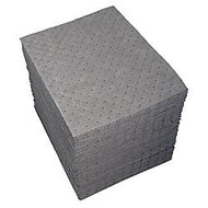 15 inch;X19 inch; GRAY DIMPLED SORBENT PAD