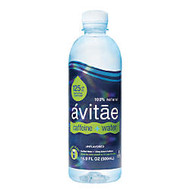 avitae Caffeinated Water, 125mg Caffeine, 16.9 Oz, Pack Of 24