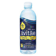 avitae Caffeinated Water, 45mg Caffeine, 16.9 Oz, Pack Of 24