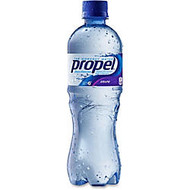 Propel Bottled Drink Beverage - Grape Flavor - 16.90 fl oz - Bottle - 24 / Carton