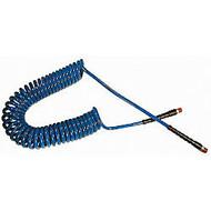 1/4 inch;ID X 25' BLUE FLEXCOIL W/2 1/4MPT