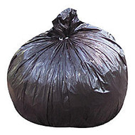30% Recycled Trash Can Liners, Medium Duty, 40 inch; x 48 inch;, 40-45 Gallon , Carton Of 100 (AbilityOne 8105-01-386-2329)