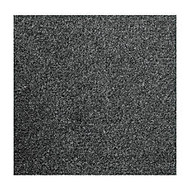 Crown Rely-On Olefin Wiper Mat, Charcoal, 3 X 5