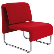 Alba CHCOMFORTR Reception Chair, Red