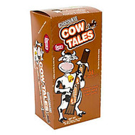 Cow Tales Chocolate Box, 6 1/2 inch;, 1 Oz, Box Of 36