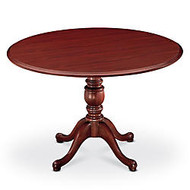 HON; 94000 Series™ Round Table Top, 48 inch; Diameter, Mahogany