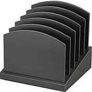 Victor; Midnight Black Collection Incline File Sorter