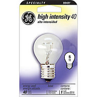 GE High-Intensity Bulb, 40 Watts