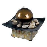 Kenroy Sphere Indoor Table Fountain