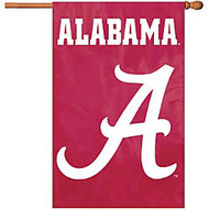 Party Animal Alabama Applique Banner Flag