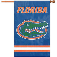 Party Animal Florida Applique Banner Flag