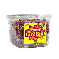 Atomic Fireballs, Tub Of 150 Pieces
