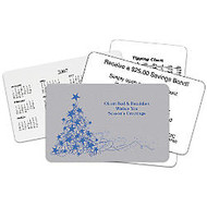 Holiday Gift Card Back Copy, Additional Printing