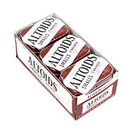 Altoids; Curiously Strong Mints, Smalls, Sugar-Free Cinnamon, 0.33 Oz, Pack Of 9 Tins