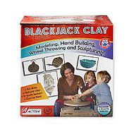 Activa Products Blackjack Clay, 25 Lb