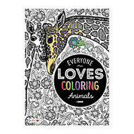 Bendon; Adult Coloring Book, Animals